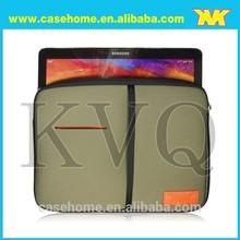 handle and side pocket neoprene laptop sleeve,Tablets Laptop Carry Bag/Handles