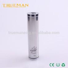 Electronic cigarette box mod mechanical ecig battery mod stainless steel ecig mod