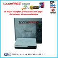 Tocomfree S929 IKS SKS receptor doble sintonizador para américa del sur