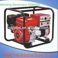 fábrica de gasolina del generador de soldadura para la venta