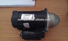 Genunie Bosch Starter motor 0001223016 for XCMG Motor Grader GR215, with Deutz engine
