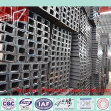 Best price for steel u channel/channel steel american standard