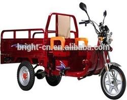 3 wheel motor cargo trike