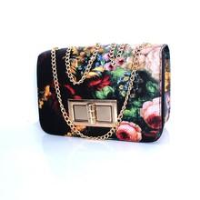 floral patten ladies handbags wholesale