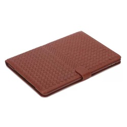 Vintage leather case for apple ipad air 2, for ipad 6 flip stand case