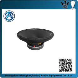 good 15'' RCF woofer/pro bass speakers