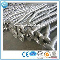 Free sample stainless steel flexible metal Hose