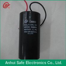 440vac 4uf CBB60 capacitor manufacturer prices Capacitor water pump capacitor manufacturer prices