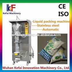 silicone liquid glue packing machine