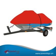 Popular in American market waterproof & anti-UV 2 Seater Jet Ski Cover