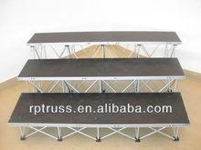 Most popular updated spider smart stage, intellistage, portable stage