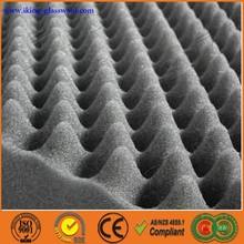 ISOFLEX Black Soundproofing Foam Rubber