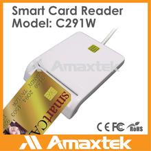 Desktop new design top quality smart chip card reader