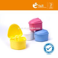 high quality denture box denture bath of 2015 denture care hot saler