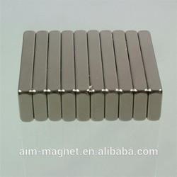 Block n35 neodymium magnet