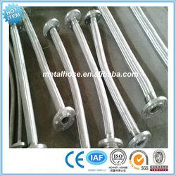 Plumbing flexible pipe/metal hoss/stainless steel pipe/tube