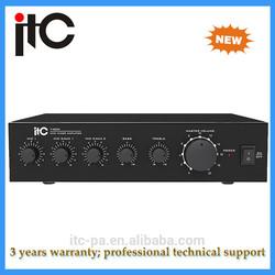 T-35M 35W Phone Jack MIC Input power mixer amplifier
