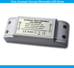 300mA 320mA 350mA 24-32V 30-36V 10w led driver dimmable