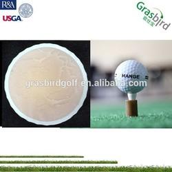 Custom golf accessories foam golf ball and plastic golf tee