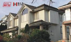 Luxury Light Steel Structure residential villa Building