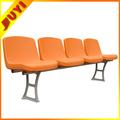 Blm-1327 fácil de la cubierta de la silla asientos traseros amarillo caliente de la venta de diseñador de fútbol de asientos del estadio de deportes al aire libre los asientos y sillas