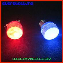 led light earring red/blue