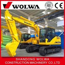 14 ton crawler excavator for sale DLS 160-9