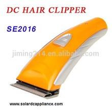 Solar Energy 12Volt. DC hair clipper SE2016 - 3.0W 1503031450W