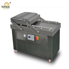 Single Chamber Double Chamber Vacuum Packing Machine for Food