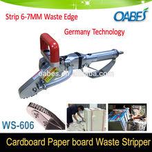 New corrugated tool carton box waste stripper strip 7mm edge