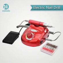 CE approved professional manicure & pedicure tools nail drill