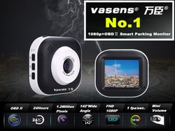 Panda eyes ,Vasens-A003(Black) HD MINI Car DVR,720p mini hd dvr
