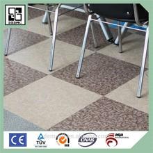 Pvc vinyl interlocking click flooring planks
