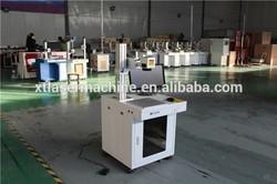 CE ISO Fiber Laser metal steel/Stainless steel/ss laser Marking Machine On Sale