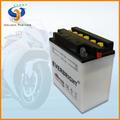seguro utilizar 12v msds de la motocicleta de plomo ácido sellada de la batería