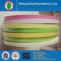 colorido de mesa de escritório pvc borda da borda para venda