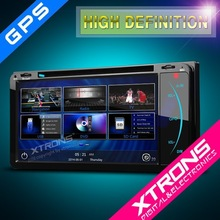 """PF69HGT-6.95"""" HD Digital Touch Screen Dynamic UI Car DVD Player specially for Toyota"""