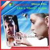 2015 Fashionable Mirror Screen Protector factory supplier for iphone6 mirror screen protector