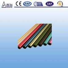good seller 4'' aluminum round tube aluminum nylon pipe auto a/c aluminum pipe fitting