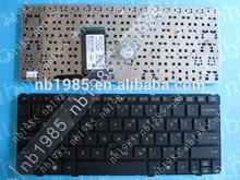 Original New Laptop Keyboard Parts For Laptop HP 2560 2560p XB208AV Keyboard no Frame