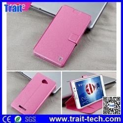2015 new design for coolpadPU Leather mobile phone case for coolpad