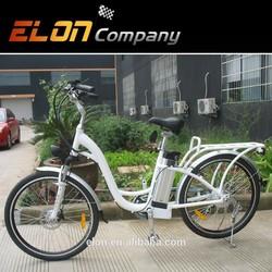 2015 new design 350W Brushless Motor adult Chinese electric bike(E-TDF038XB)