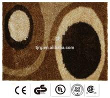 quality exhibition printed customized fashion kilim rug