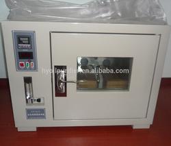 GD-0610 High Efficiency Asphalt Rolling Thin Film Oven , RTFOT for Asphalt