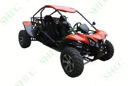 ATV semi-metallic formular brake pads