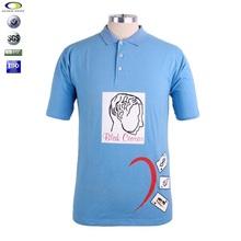 China factory cheap custom 2015 fashion mens polo t-shirt