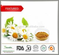 Free Sample Anthemis Tinctoria Extract Apigenin 98% Powder/Anthemis Tinctoria Extract P.E Wholesale