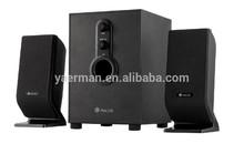 2.1 speaker support usb/sd card/ fm,high quality speaker