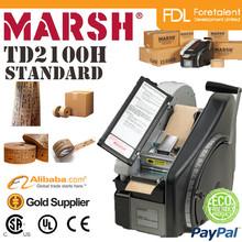 TD2100 H Manual Dispensing Fast Packing Tape Staples Machine