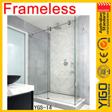Factory price of sliding glass shower door handles with high quality